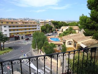 Costa Blanca Property Sales: Apartment for sale in Moraira town centre