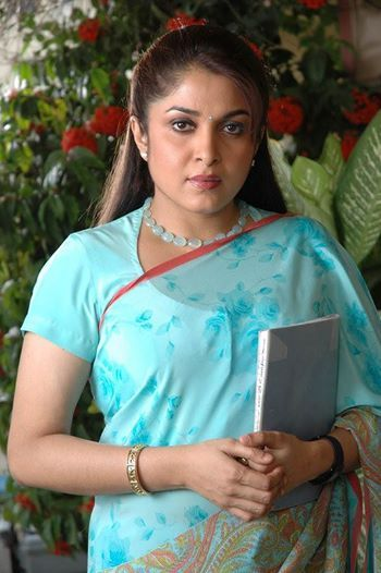 Actress Ramya Krishnan