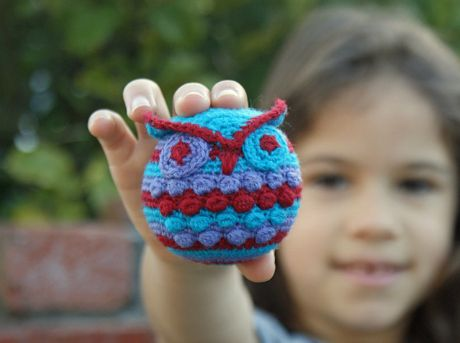 Hootie the Owl - Our Top 10 Amigurumi Animals, Let's Knit blog