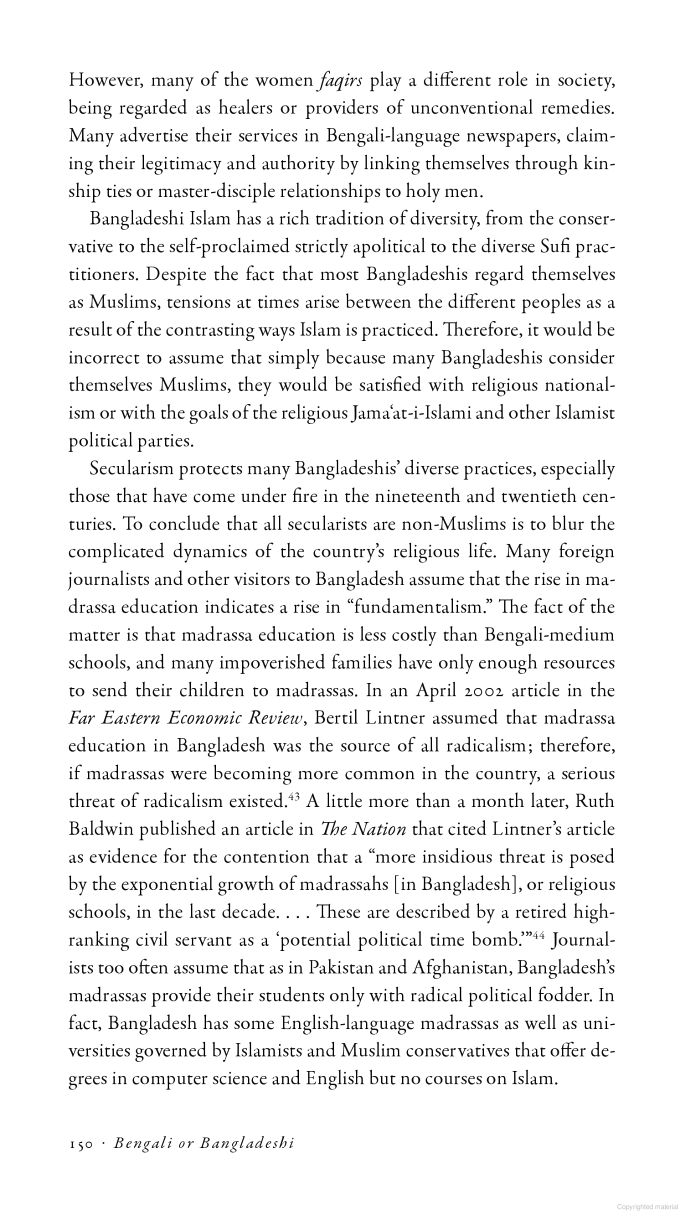 Highlighting The Dynamic, Pluralistic Nature Of Islamic Civilization, Sufia  Uddin Examines Theplex History Of Islamic State Formation In  Bangladesh,