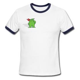 Men's T-Shirt - Pensive Victor
