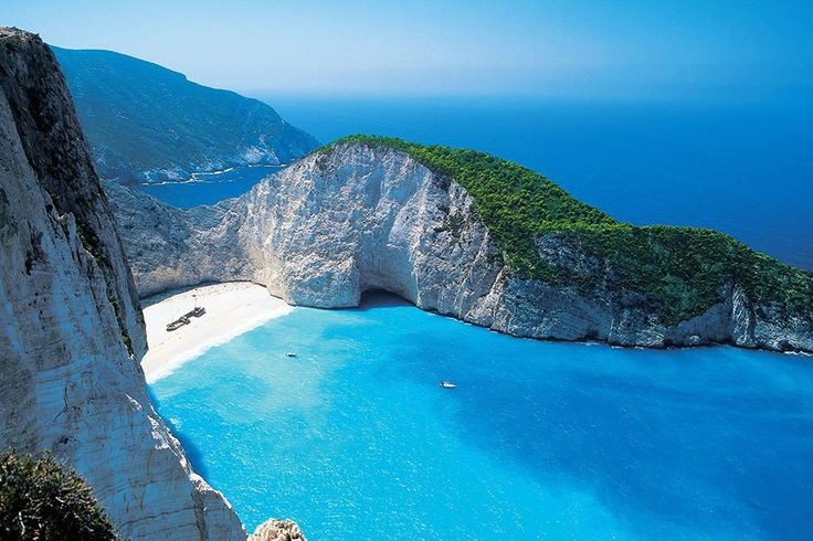 Costa da ilha grega de Zaquintos (Cortesia/TopDreamer)
