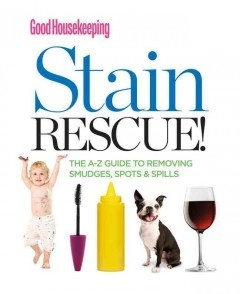 Get that ketchup off your shirt and the crayon out of your couch with this ultimate A-Z stain-removal guide from the experts at The Good Housekeeping Institute. Now with a vibrant new design and photography, Stain Rescue reveals how to remove hundreds of stains from fabric, upholstery, and carpeting--quickly and easily. Organized by type of stain, it provides information on bleach, tools, and must-have products; mystery stains, stain prevention, and treating and storing heirloom textiles.