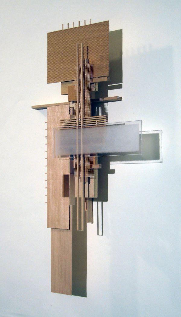 Construction 2, Reclining Nude, Standing by Maciek Jozefowicz, via Behance