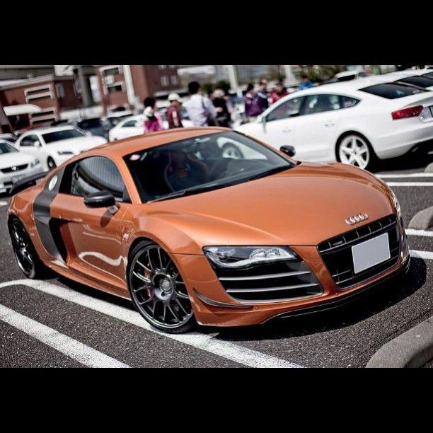 323 Best Images About Audi R8 On Pinterest