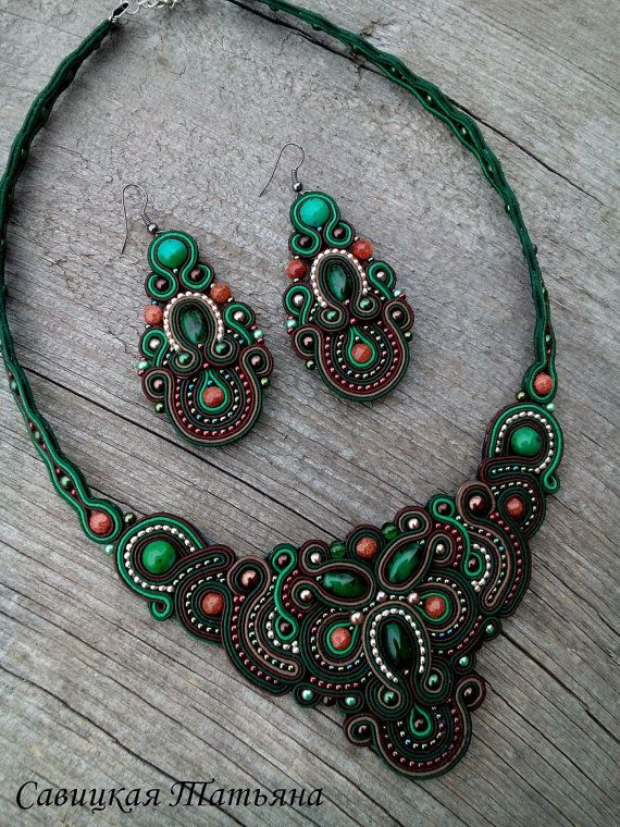 Hey, I found this really awesome Etsy listing at https://www.etsy.com/listing/247668126/soutache-set