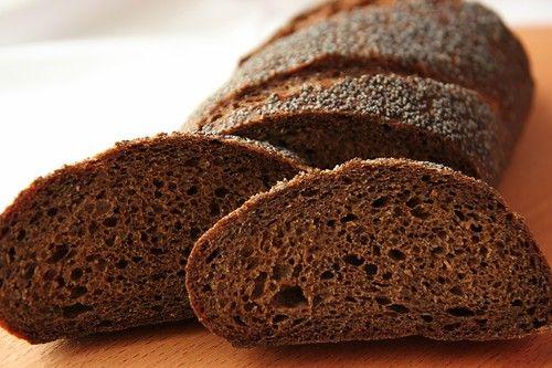 """Хлеб """"Темный лён"""" (Льняной заварной хлеб) - СЛАДКОЕЖКА"""