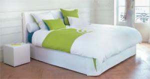 Het 'Continental' bed mag nu al een klassieker genoemd worden.  #Beka #CornelisBedding