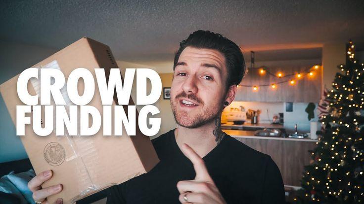 Kickstarter? Indiegogo? Crowdfunding? | Peak Design Unboxing - #DunnaVlog 45