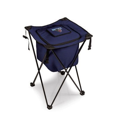 Picnic Time NCAA Sidekick Picnic Cooler Color: Navy / Slate, NCAA Team: University of Maine Black Bears
