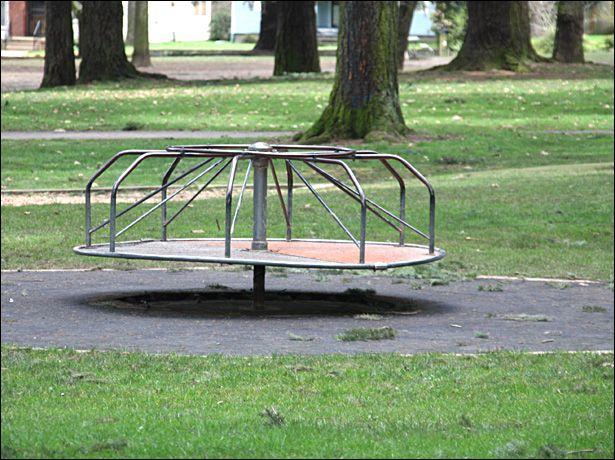 Pop-Up Neighborhoods: The Park Playground
