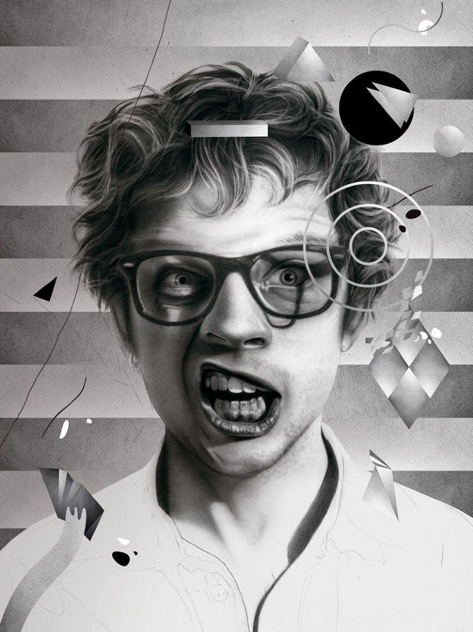 Oh Yeah Studio (September 2011, November 2010) #art