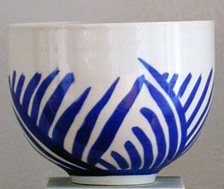 porcelain bowl by Yria