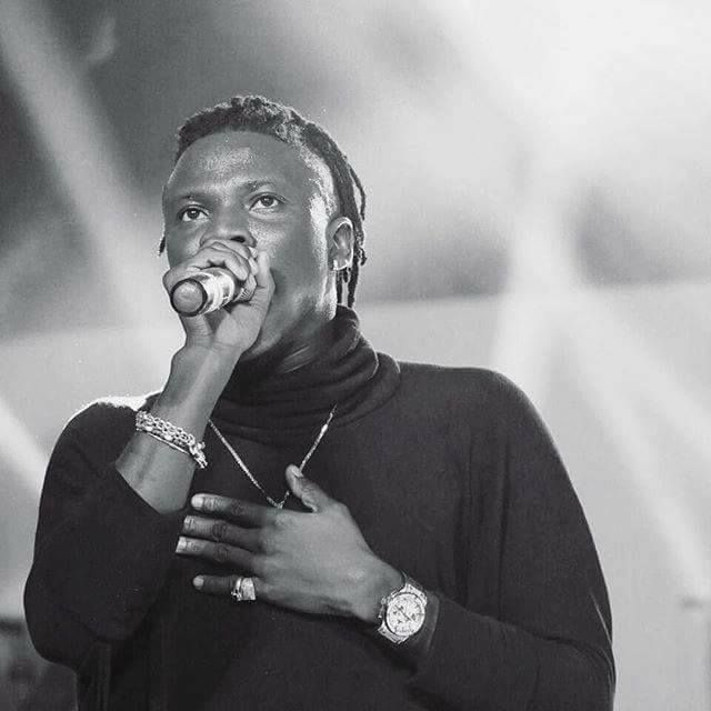 Ghana's Stonebwoy, for his contribution on top Jamaican band Morgan Heritage's 'Avrakedabra' album, has become the second Ghanaian artiste after Rocky Dawuni (2016) to be named for Grammy glory.  The song on which he appears 'Reggae Night (GlobalRemix), was released on May 19, 2017, and also features Bunji Garlin, Timaya, Stylo G, Rock, DreZion & Jaheim.   #2018 Grammys #Stonebwoy #Stonebwoy 'up' for 2018 Grammys #Stonebwoy for 2018 Grammys