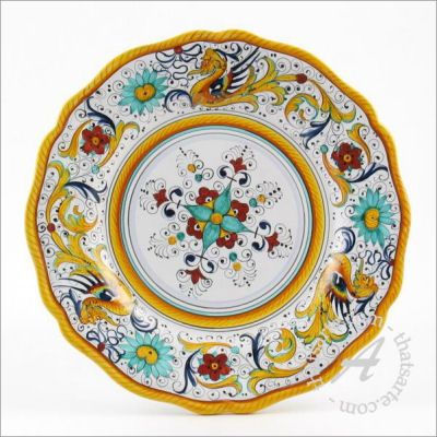 What are the most popular Italian Dinnerware patterns  sc 1 st  Pinterest : italian style dinnerware - pezcame.com