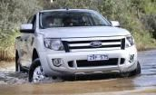 2015 Ford Ranger - pickup, facelift, interior, diesel, wildtrak