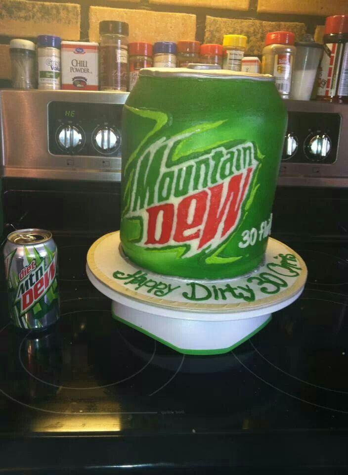 Mountain Dew Pound Cake Recipes