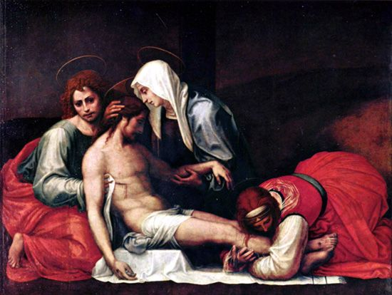 What is Holy Saturday?