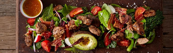 Checkers - Better and Better | Chicken Liver And Bacon Salad