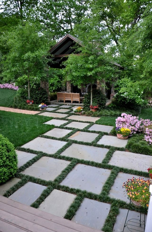 38++ Front yard landscaping ideas with pavers information