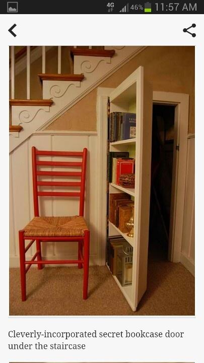 76 Best Hidden Doors Images On Pinterest Home Ideas
