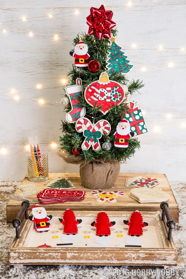 Get crafty this Christmas with DIY ornaments!