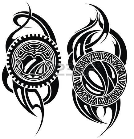 best 25 maori tattoo patterns ideas on pinterest. Black Bedroom Furniture Sets. Home Design Ideas