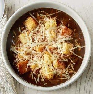 Panera Soup Recipes: Bistro French Onion Soup Recipe