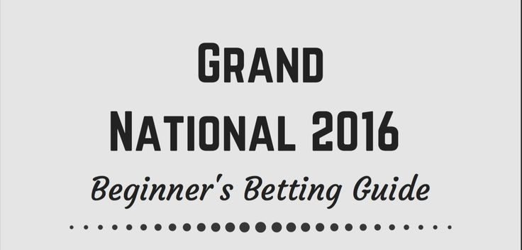 Download your FREE Beginner's Guide to Betting on the #GrandNational NOW! http://eclipsemagazine.co.uk/download-our-grand-national-beginners-betting-guide/ #Racing #Betting