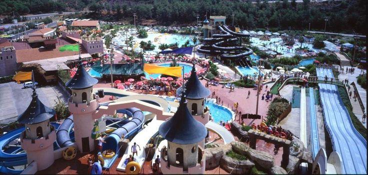 Aqua Fantasy- Aquapark Hotel & SPA at Kusadasi in Turkey
