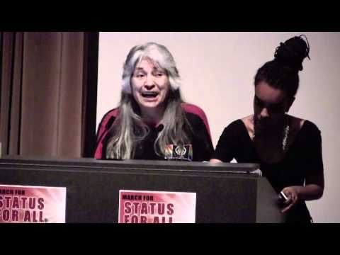 Lee Maracle speaking at May Day Assembly 2011 - YouTube