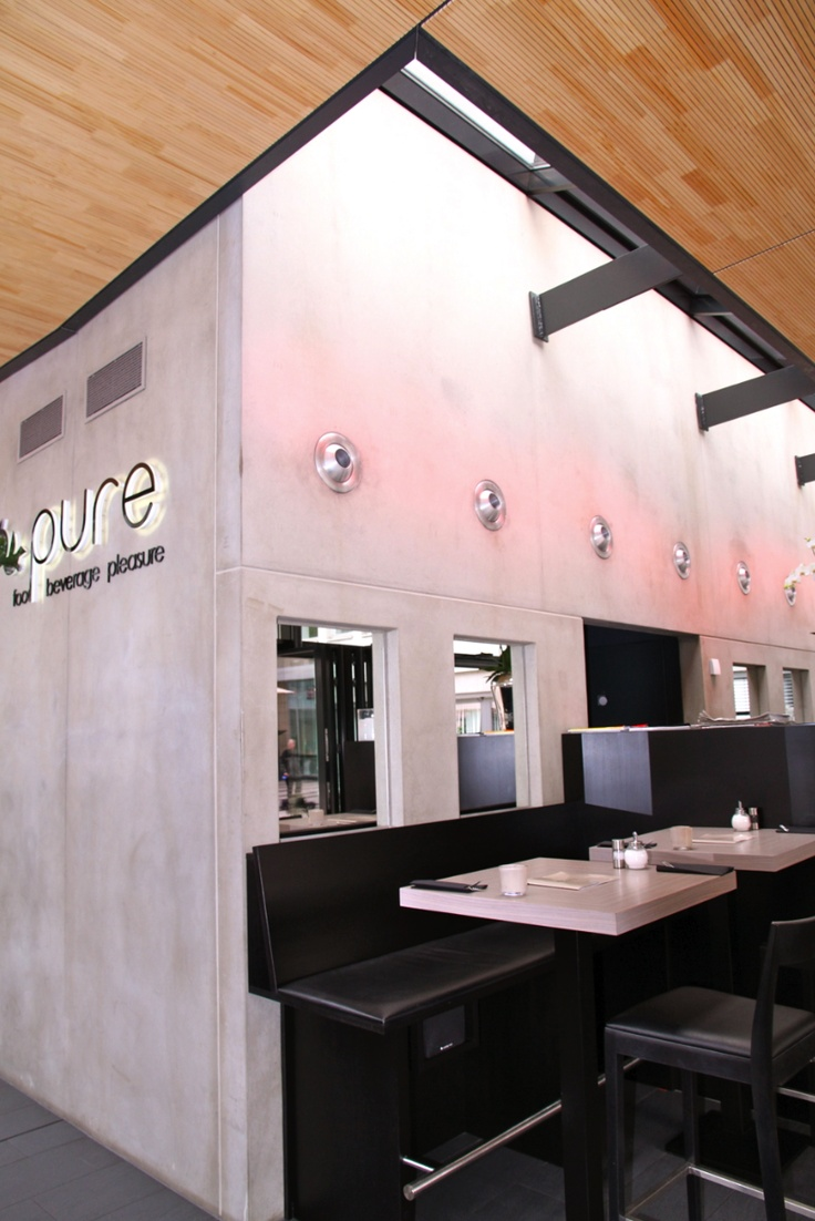 Pure Restaurant in Cologne