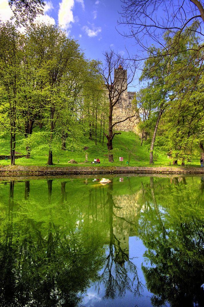 Dracula's Castle (Bran Castle), Romania