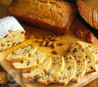 Receptek Lajos Mari konyhájából - Mandulás gyümölcskenyér