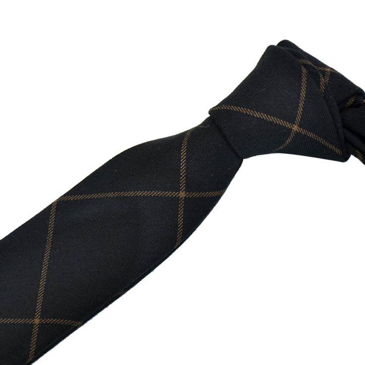 >> Click to Buy << Cotton Ties For Men Classic Plaid Neckties Formal Wear Business Tie Male Cravat Wedding Party Gravata gifts for men 2016 #Affiliate
