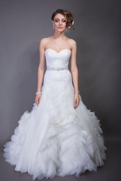 Angel Rivera - Diane. Available at Bridal Reflections.