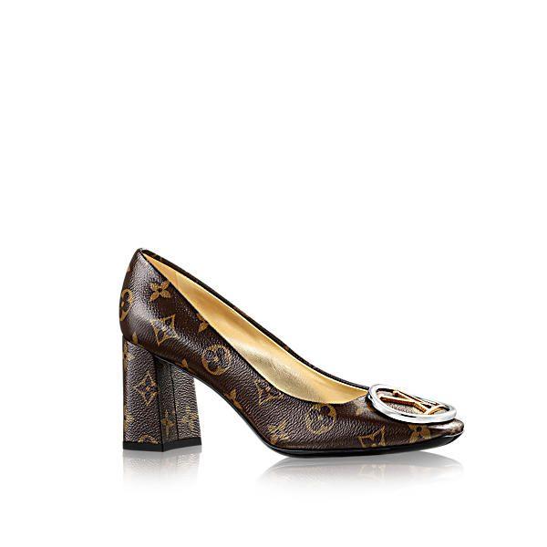 2af28ccdb3 Louis Vuitton Madeleine Pump | Accessories-Shoes | Louis vuitton ...
