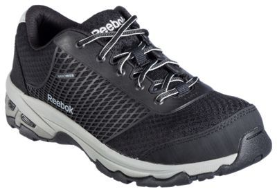 Reebok Heckler Dual Resistor Safety Toe Work Shoes for Men - Black - 10 W:… #camping #hiking #outdoors #shooting #fishing #boating #hunting