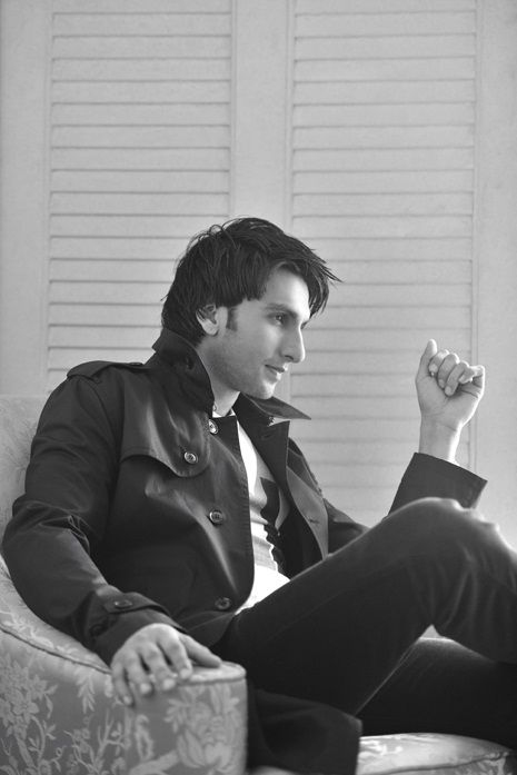 Ranveer Singh Bollywood Actor.