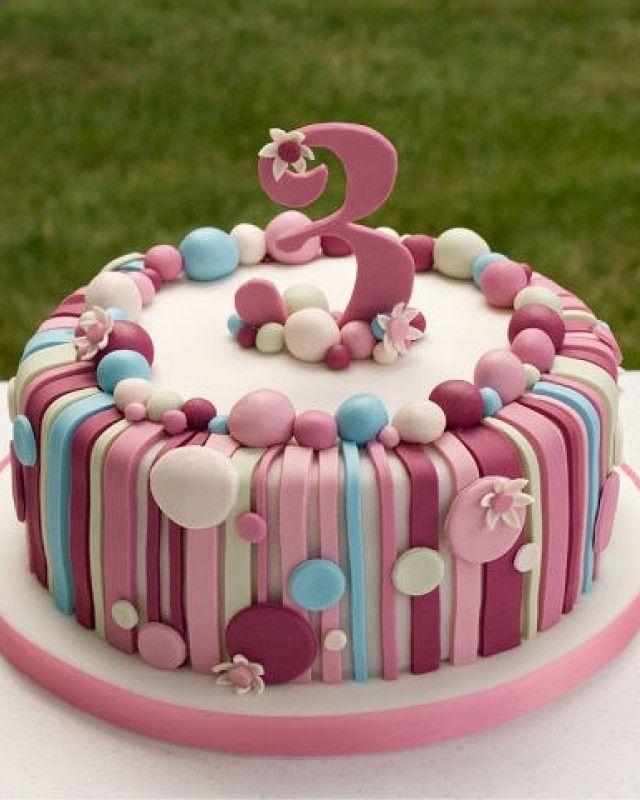 ★Детский торт на 3 годика с уникальным дизайном. Созвездие сладостей