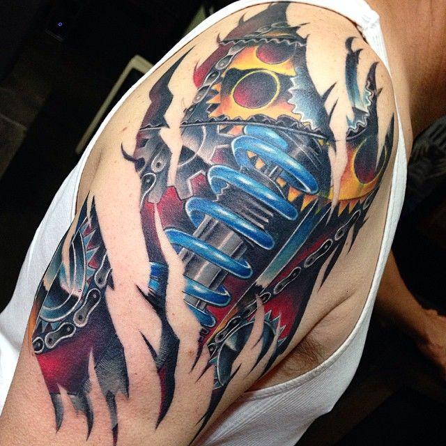 Coilover Tattoo