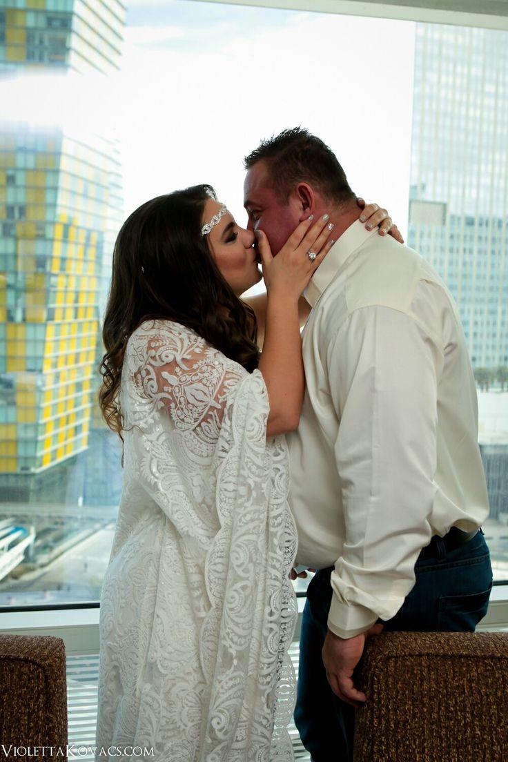 #kiss #csók #wedding #lasvegas #eskuvo #alexandraeskuvo #love
