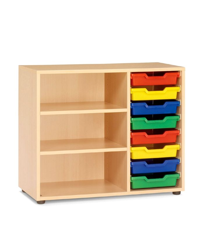 Meuble Hauteur 80 Cm Ideas In 2020 Bookcase Shelves Home