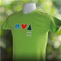 Peace Love Plant Trees - Children's - Trees for Sale at the Arbor Day Tree Nursery