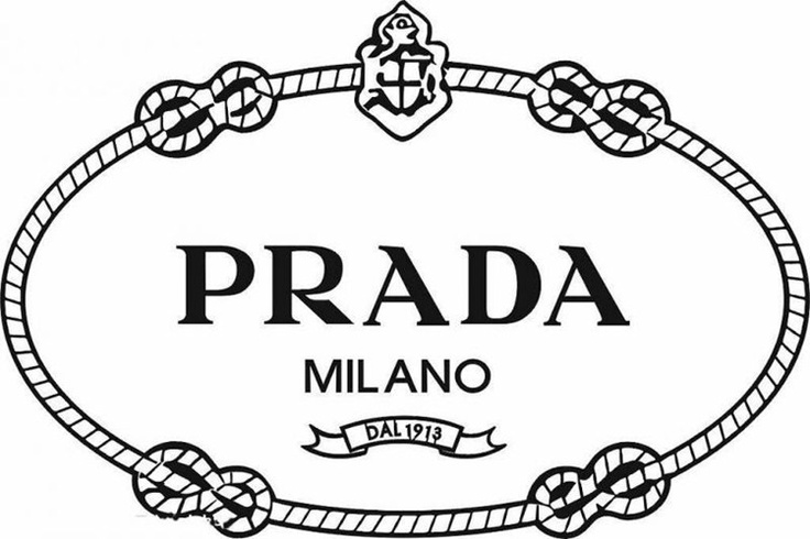 #Prada One of the nicer serif fonts I've seen and of course it comes from a fashion house, Prada. Very straight rigid feel but still elegant and crafty like their wears.