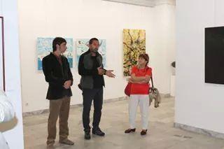 Vernisaj Bienala BALKANICA Velico Tarnovo, 22 ,oct. 2014