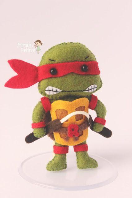 Raphael - Tartarugas Ninjas