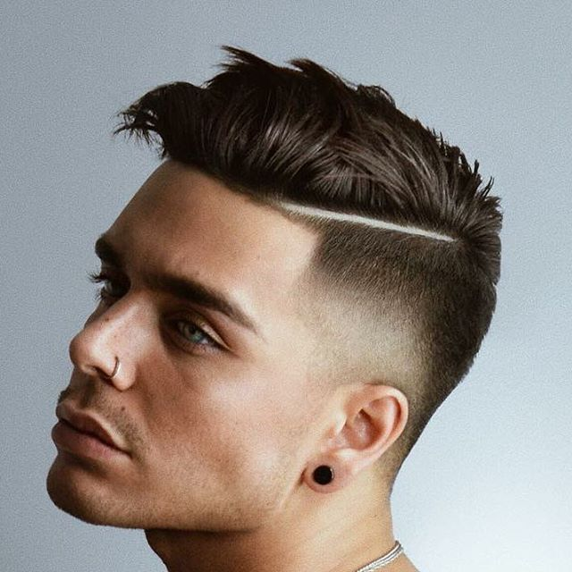 95 Men S Haircut Art Design Ideas Haircuts For Men Mens Hairstyles Mens Hairstyle Images