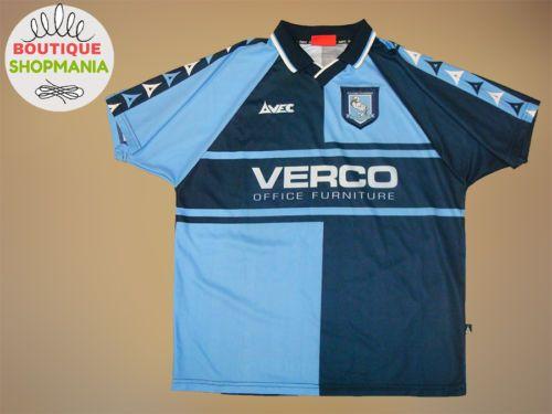 WYCOMBE-WANDERERS-Home-1999-2001-Football-Shirt-Jersey-Maglia-Camisa