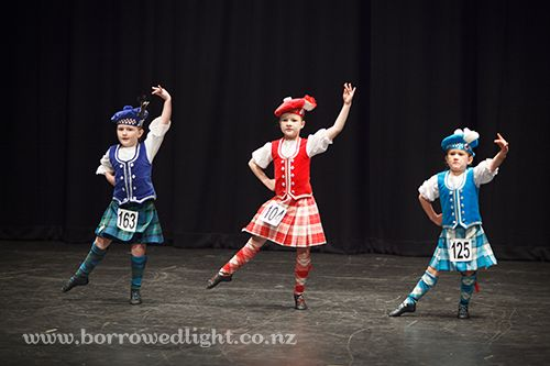 Ashburton Highland & National Dancing Association Annual Competition 2014